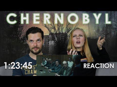 Chernobyl E01 '1:23:45' - Reaction & Short Review!