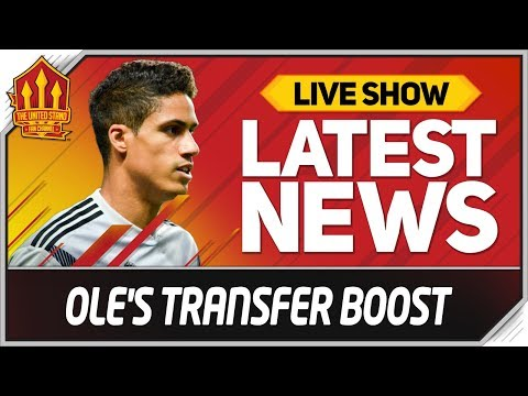 Solskjaer's Man Utd Transfer Boost! Man Utd News
