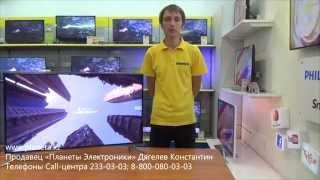 Настройка интернета, 3D и интерфейса в 6-ой серии телевизора SAMSUNG(Магазин