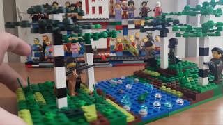 Лего самоделка #38 на тему 2 мировая война