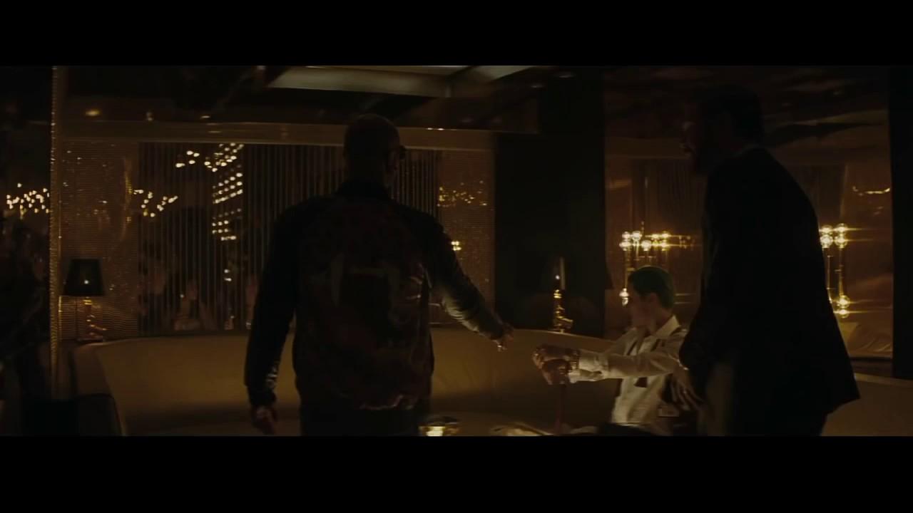 Joker & Harley Quinn ( Escena Del Club ) Completa
