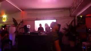 Melanie Ribbe | Hyte pre-party (Amnesia) | Tantra Beach Club Ibiza. 29.07.2015. Part 1.