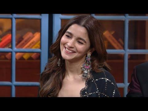 The Kapil Sharma Show - Movie Kalank Episode Uncensored Footage | Varun, Aditya Roy, Alia, Sonakshi