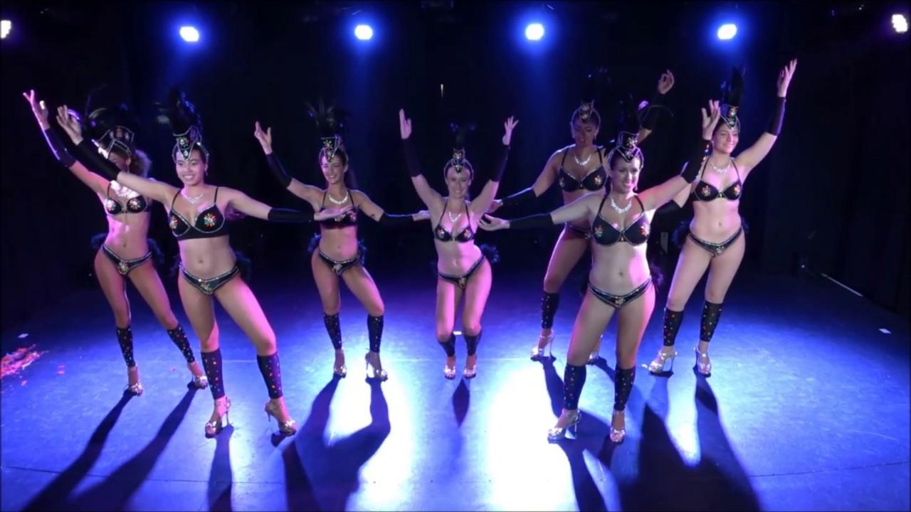 Show brésilien en Belgique