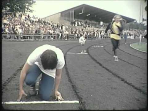 Landsstævne 1971  i Holstebro Ulfborg - Atletik