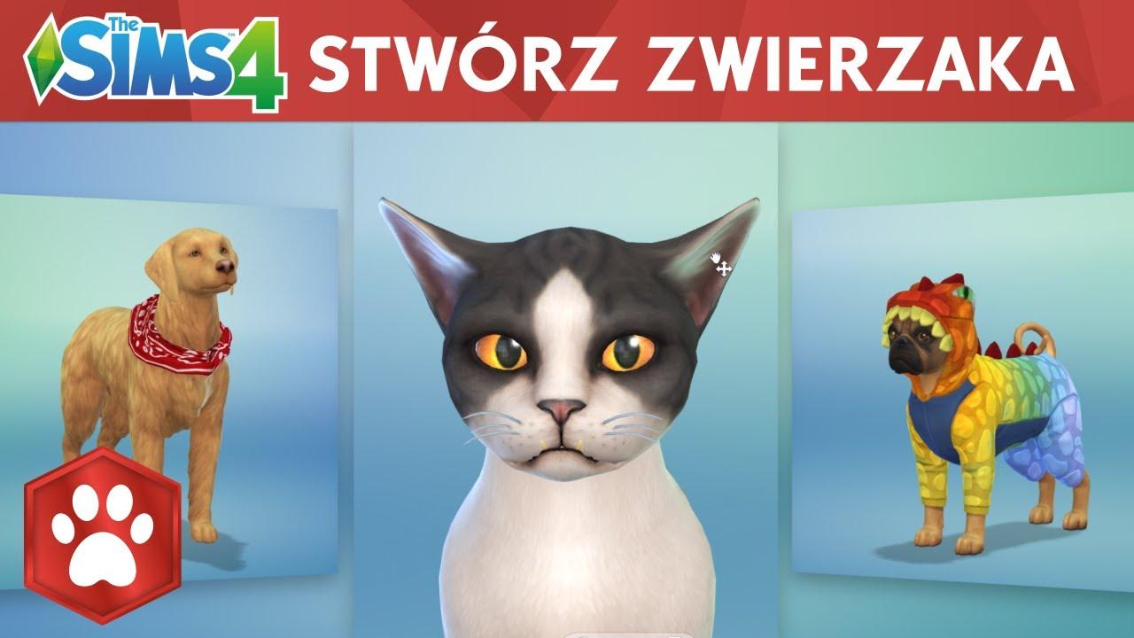 The Sims 4 Psy i koty: Stwórz zwierzaka – oficjalny zwiastun rozgrywki