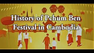 History of Pchum Ben in Cambodia, | Pchum Ben day |