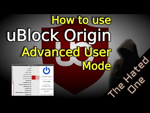 How to use uBlock Origin to protect your online privacy and security | uBlock Origin tutorial 2018