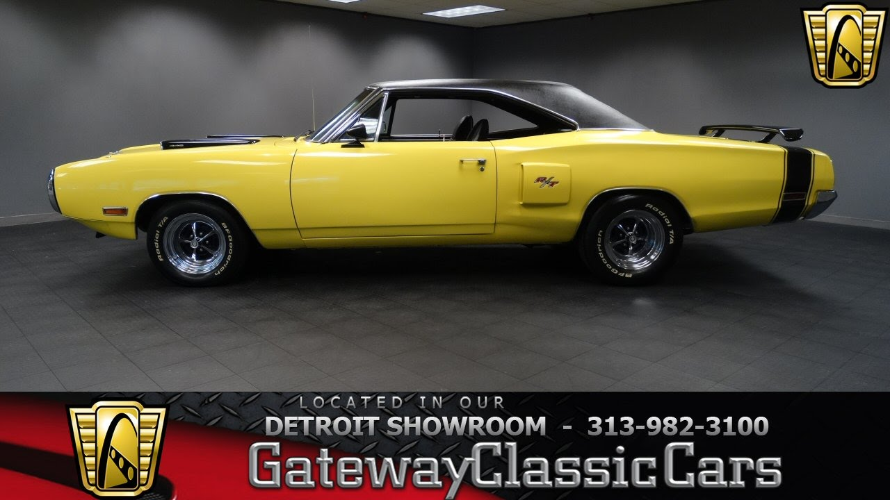 1970 Dodge Coronet R/T - YouTube