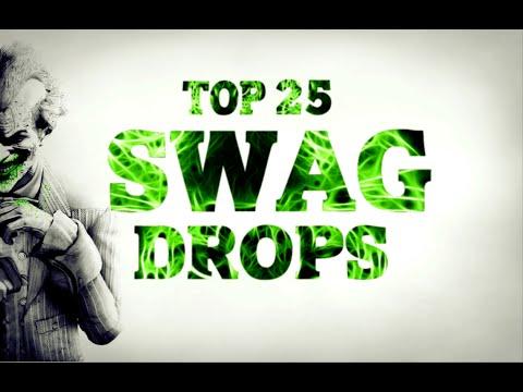 TOP 25 SWAG Drops [TRAP] 2016
