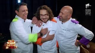 """Mult așteptata semifinală a sezonului 4 ,,Chefi la cuțite"""" e gata să înceapă!"""