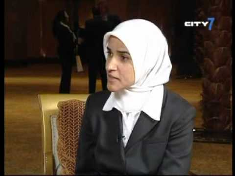 Dalia Mogahed On City Tv