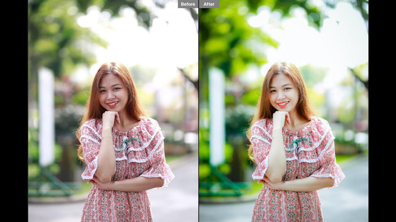 Chỉnh sửa ảnh chân dung trong trẻo chỉ vài bước đơn giản với Camera Raw và Lightroom CC