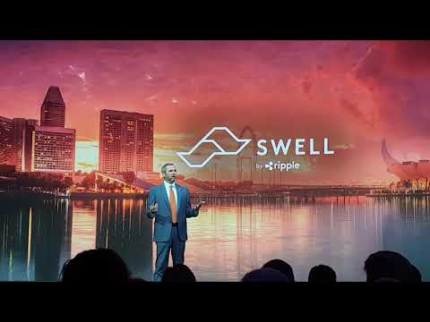 Keynote Speech Swell By Ripple 2019 Brad Garlinghouse