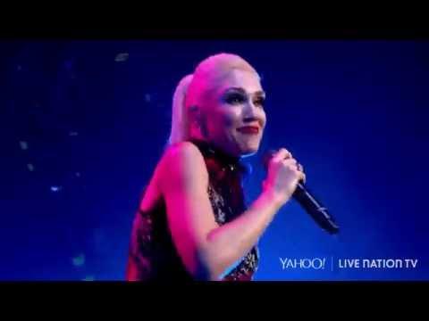Let Me Blow Ya Mind ~ Gwen Stefani & Eve  TIWTTFL Tour Xfinity Center Mansfield, MA
