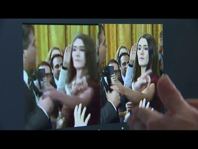 Expert: Sarah Sanders tweeted altered Acosta video