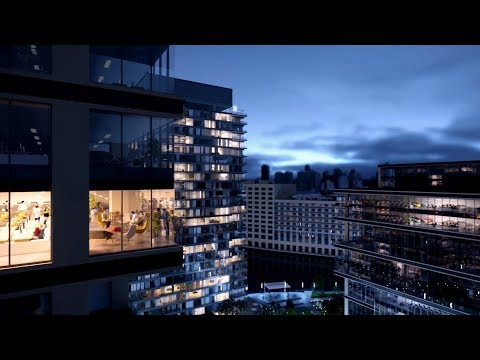 700 West Ave. | Chicago - Riverside Investment's 4 -Tower Animation