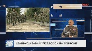 Stan bezpieczeństwa państwa: Realizacja zadań strzeleckich na poligonie