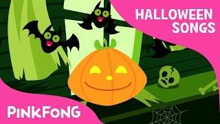 Скачать Five Little Pumpkins Halloween Songs PINKFONG Songs For Children