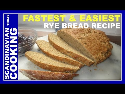 how-to-make-homemade-rye-bread-recipe-from-scratch-with-baking-powder-🍞