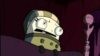 Completely Eludes Me... (Wall-E/Invader ZIM)