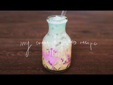 My Creative Juices Recipe.🥛⚡️