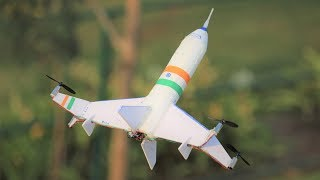How to make a Plane - Aeroplane - Airplane