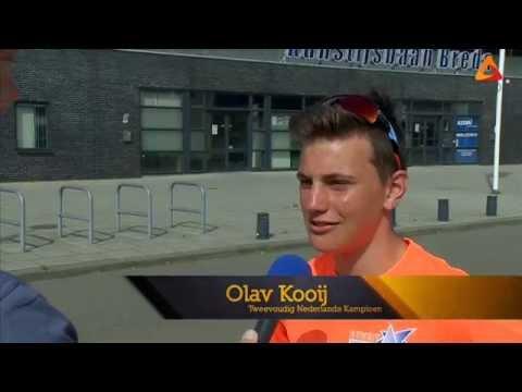 HW Sport - Talent Schaatsen en Wielrennen Olav Kooij