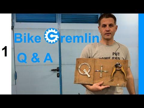 Q&A 1 - Uže, ili šire gume za bicikl, i zaštita od bušenja