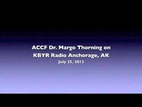 ACCF Discusses Energy Issues on KBYR Radio Anchorage, AK