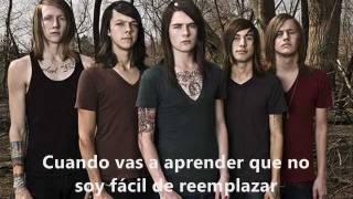 Confide - Barely Breathing (Español)