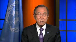 2013 UN Day, Secretary-General message