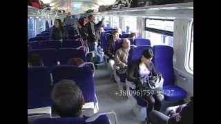 Нові поїзди