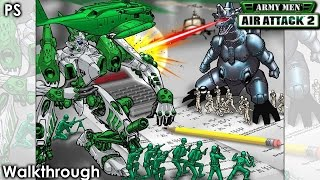 Army Men: Air Attack 2 Walkthrough