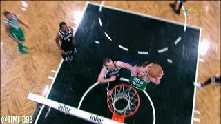 Aron Baynes Highlights vs Brooklyn Nets (10 pts, 6 reb)