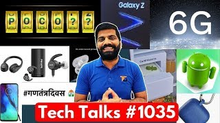 Tech Talks #1035 - Poco F2/C2/O2/F3, Realme Iconic Case, Japan 6G, Moto G Stylus, Samsung Dahi