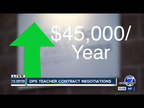 Denver teachers could strike after negotiations fizzle