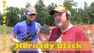 Hornady Black 5 56 NATO 75 gr Interlock® HD SBR