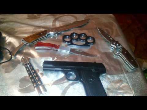 5 Barmaq (BesBarmaq) Bicaq Silah Tanitim #1