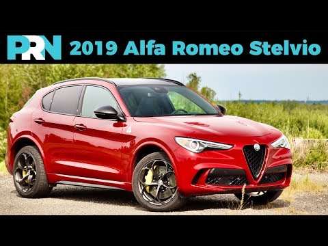 The Supercar SUV | 2019 Alfa Romeo Stelvio Quadrifoglio Review