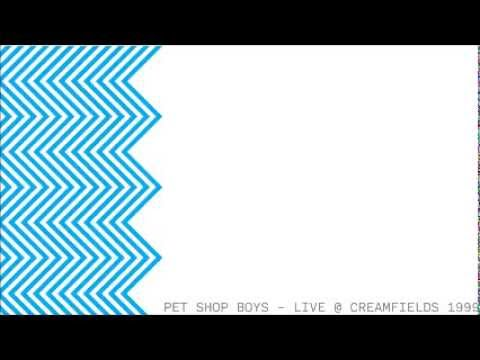 Pet Shop Boys - Live @ Glastonbury 2000