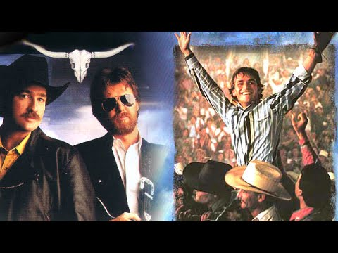 Brooks & Dunn(ride'em high ride'em low)
