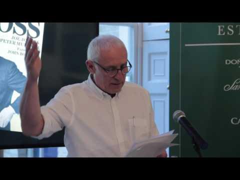 Peter Murtagh - Charles Haughey & us (excerpt 1)