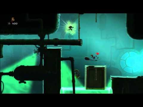 Rayman Legends Walkthrough Mundo 4: No vayas hacia la luz - All Teensies / Todos los diminutos