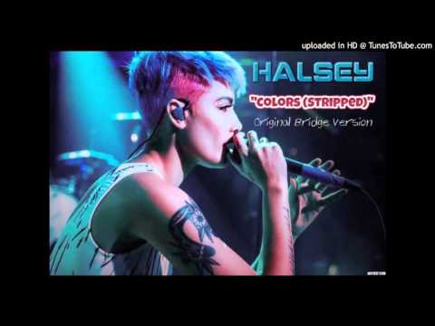 Halsey - Colors (Stripped) (Original Bridge Remix)