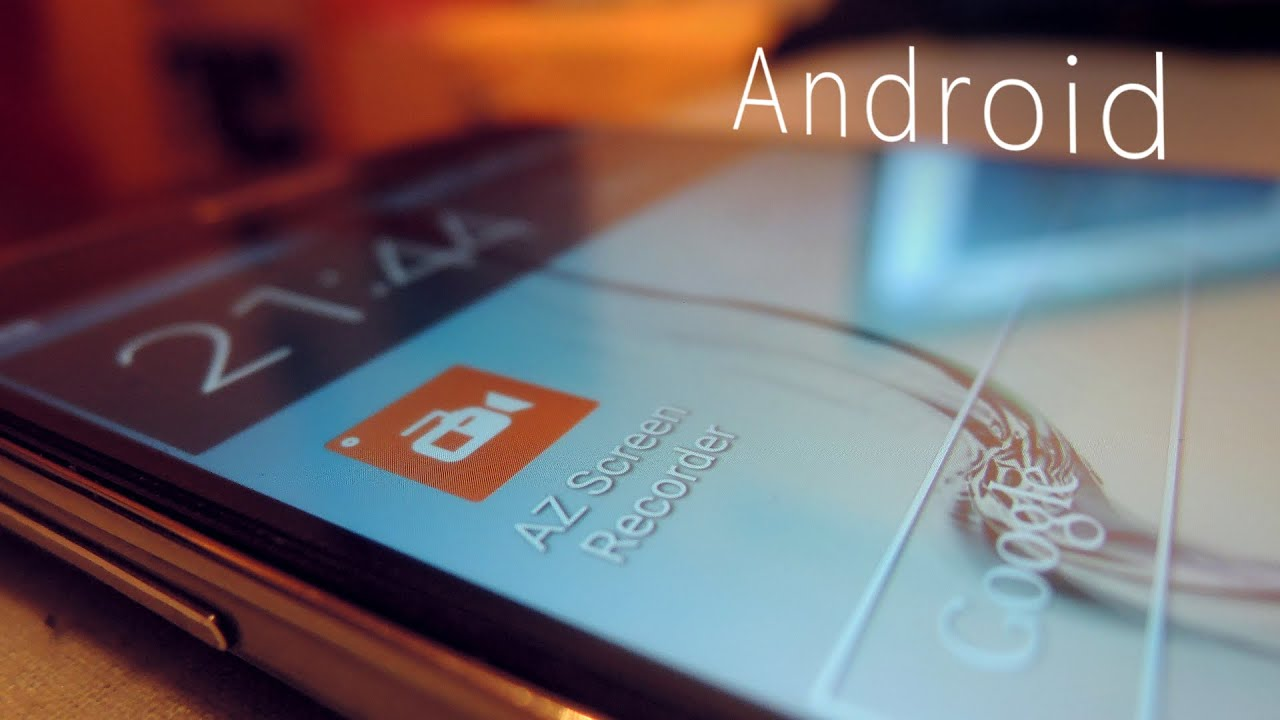 How To Record Your Android Screen with AZ SCREEN RECORDER