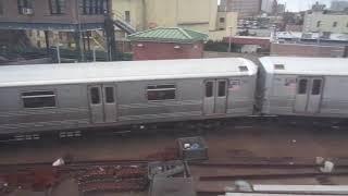 IND Subway: R46 F Train@Coney Island