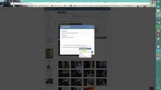 Как создать новый альбом ВКонтакте(Видео обзор по созданию альбома на сайте vk.com и загрузки туда фотографий., 2014-11-26T16:33:53.000Z)