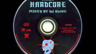 DJ Olive - Trash Hardcore - 200% Underground Terror - 1997