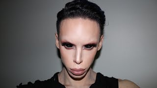 Remove My Genitals To Make Me A Genderless 'Alien': HOOKED ON THE LOOK